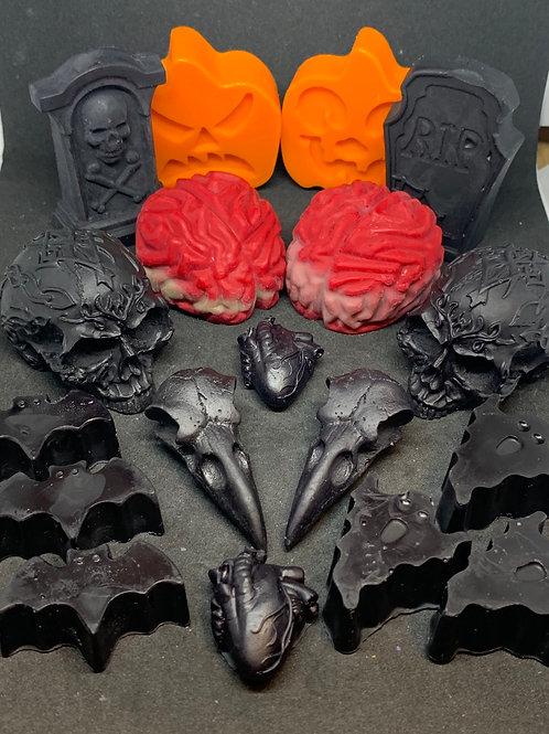 Big Halloween Wax Melt Bundle