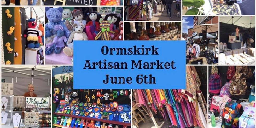 Ormskirk Artisan Market