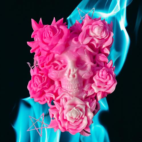 Mystical Range Flower Skull Melt
