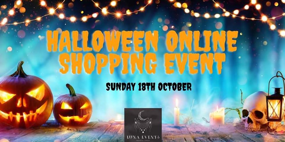 Halloween Online Shopping Event