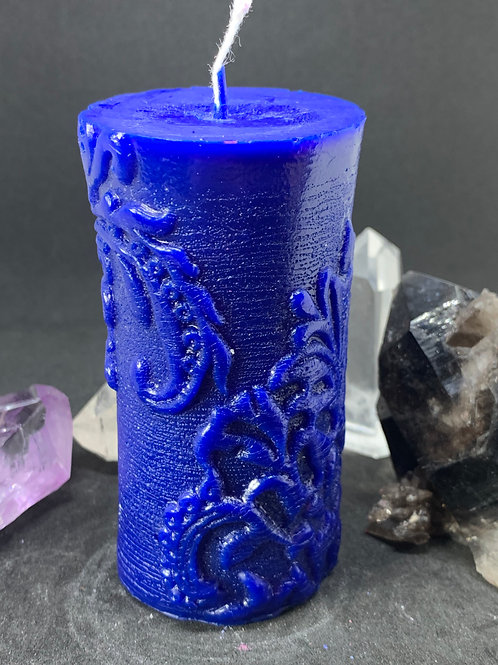 SALE  Flame Candle
