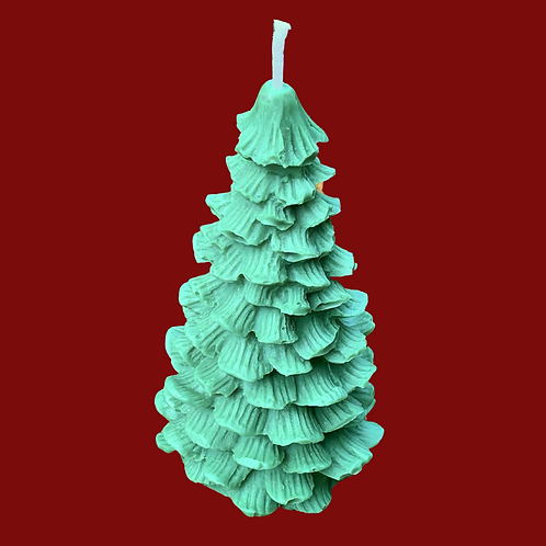 Tree Candle Simple