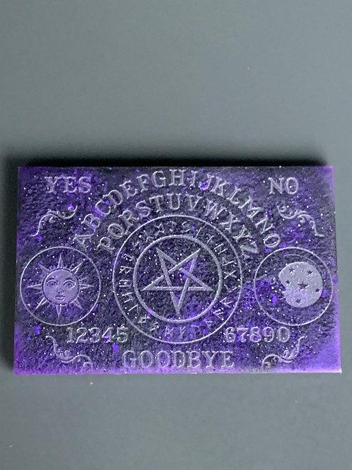 Resin Ouija Candle Board