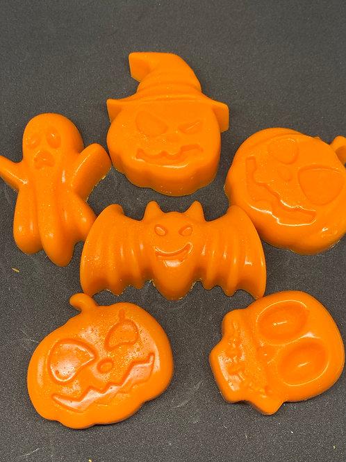 Pumpkin Wax Melts Set of 3