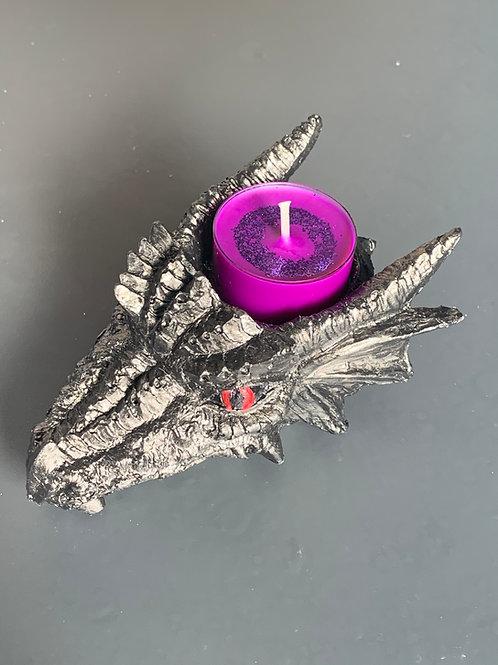 Dragon Tea Light Holder