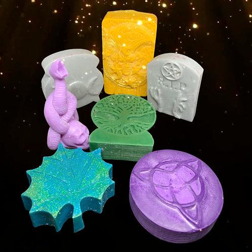Wicca Wax Melt Mystery Box - Big Melts