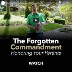 The Forgotten Commandment Button