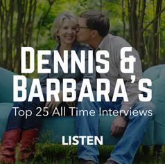 Dennis & Barbara Rainey's Top 25