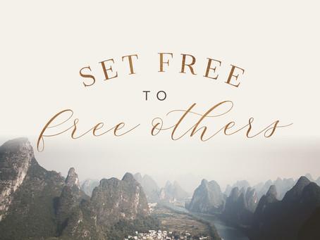 Set Free to Free Others: The Bob Fu Story