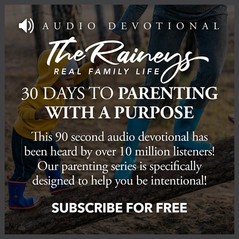 Real Family Life 30 Day Parenting Devo S