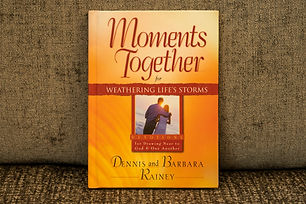 Moments Together for Weathering Life's S