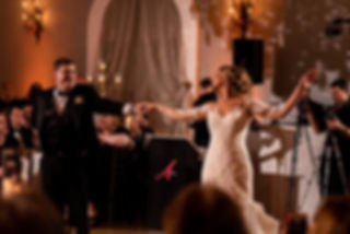 Vivid Ballroom Wedding Dance