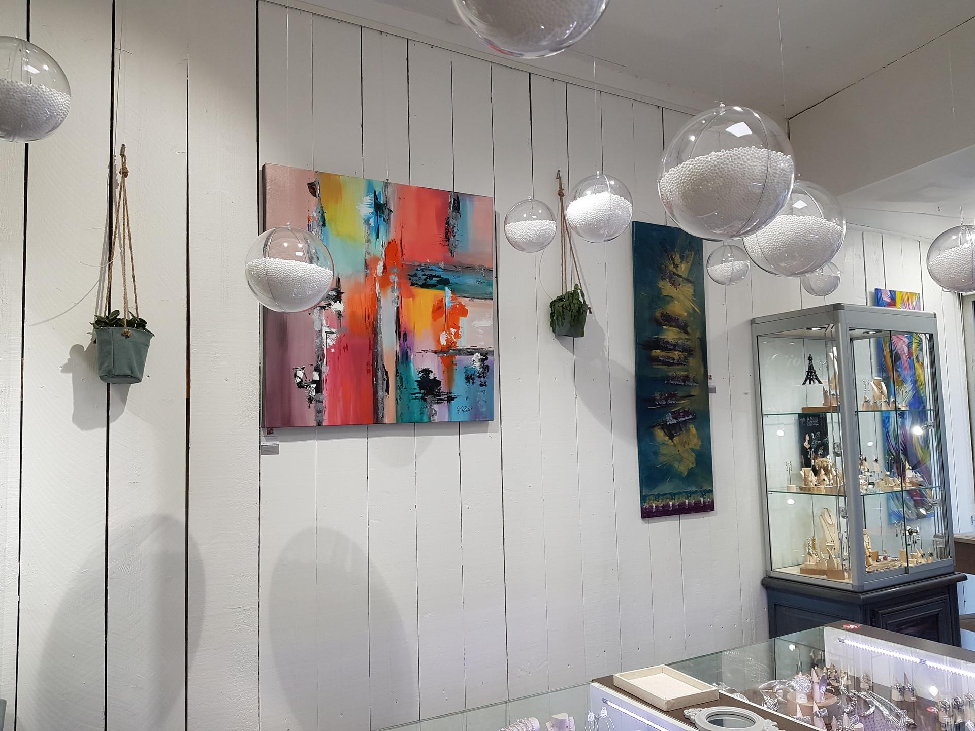 Expo Petit Bonheur d'Argent