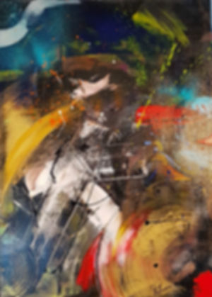 INFINITY Florence Pradat Artiste Peintre