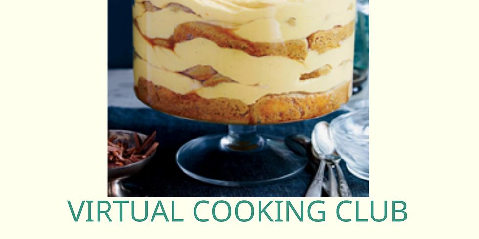 Virtual Cook Club!