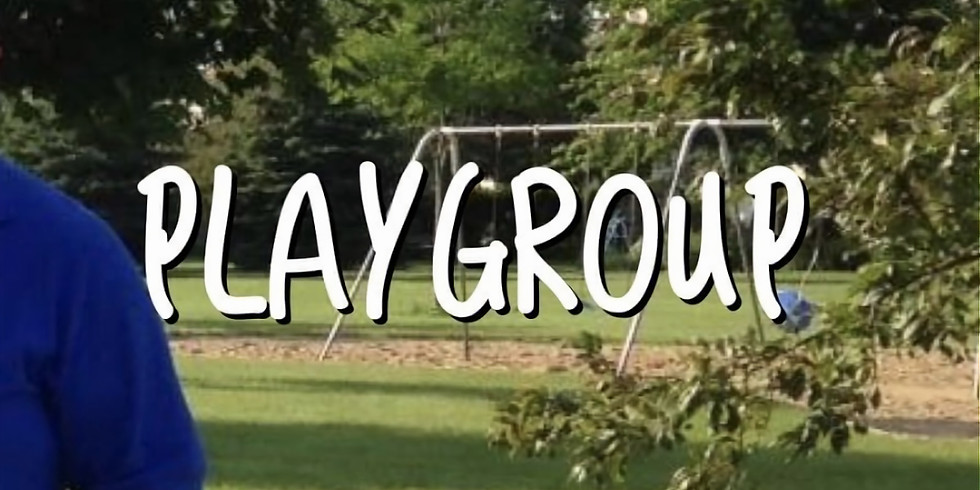Playgroup- Schmidt Park
