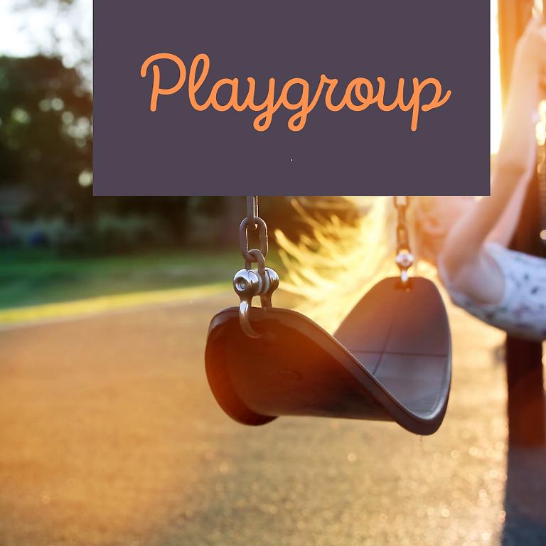 Playgroup- Good Shepherd Park