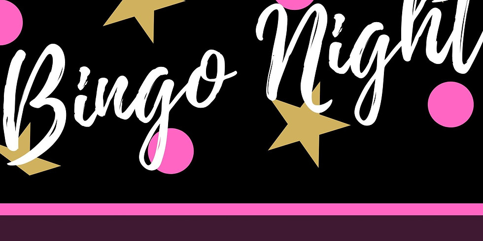 Mom's Night Out- BINGO!