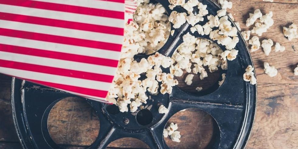 Outdoor Movie Night- Logan's House