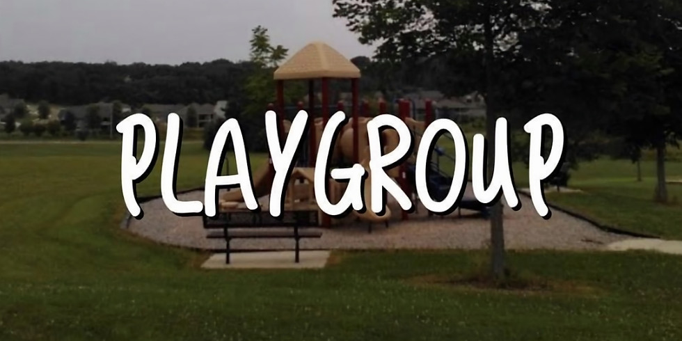 Playgroup @ Cooke Park