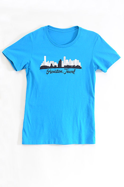 Houston Jewel Tee