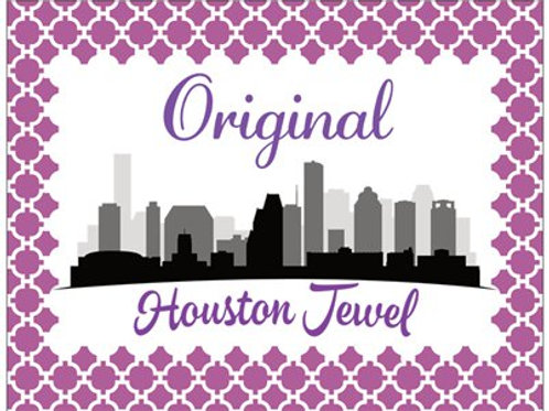 Houston Jewel Artwork