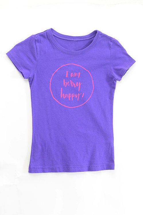 I'm Berry Happy Tee