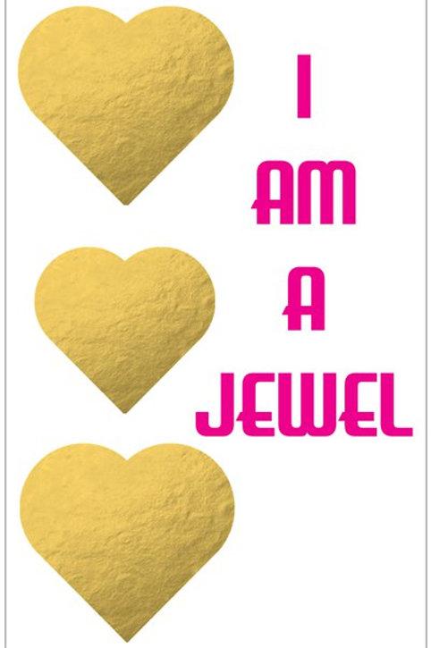 I am a Jewel Artwork