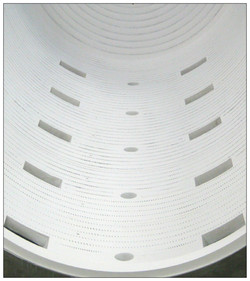 Thin Film Solar Furnace Detail
