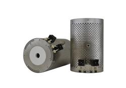 Cylinder Furnace Chamber