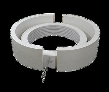 Ds Fibertech Corporation Ceramic Vacuum Formed Heaters