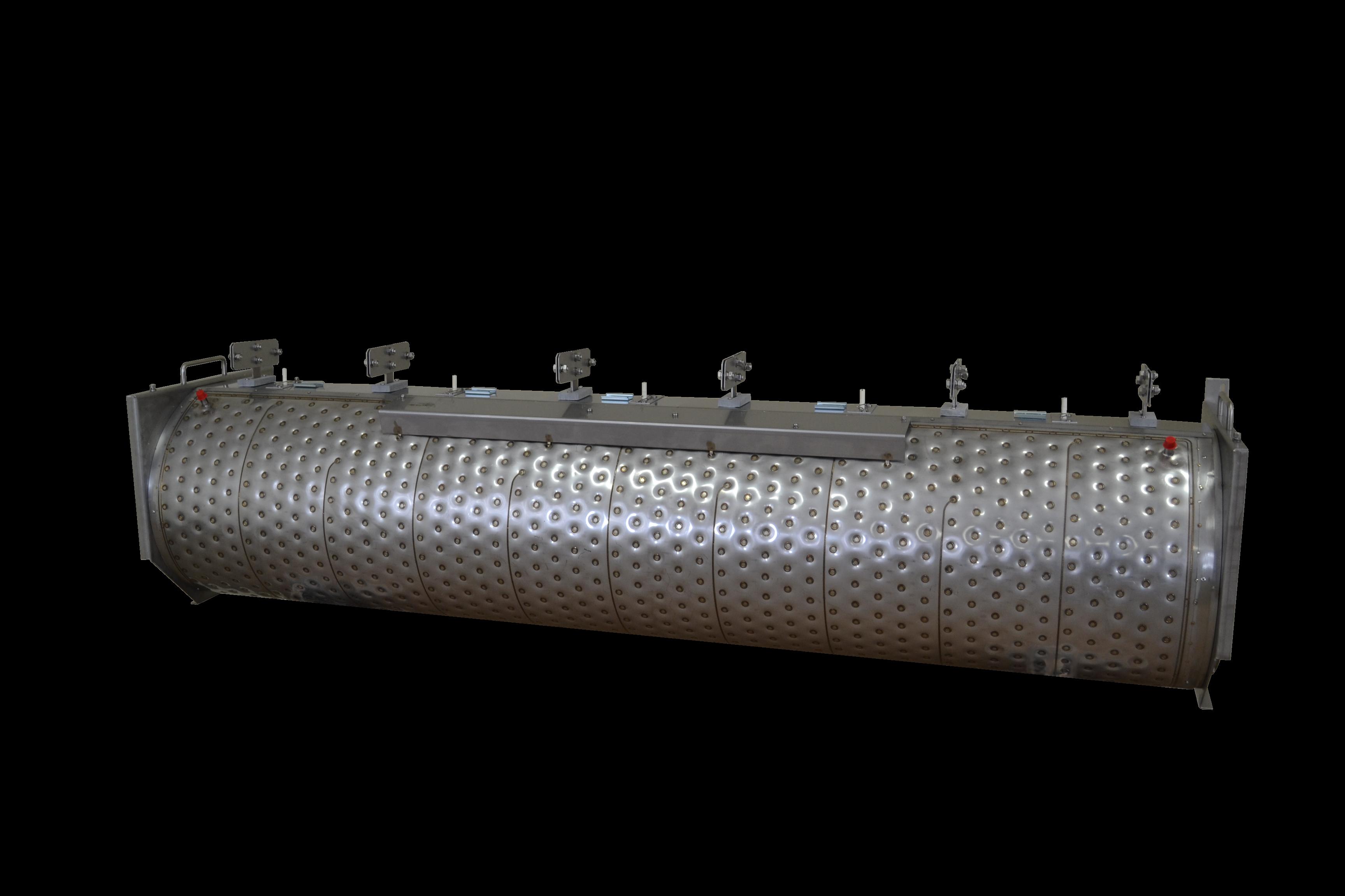 Custom Diffusion Heater