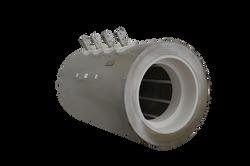 Custom Test Bench Heater