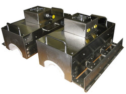 Launder Box Heater