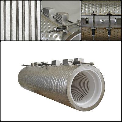 Horizontal Low Mass Diffusion Heater
