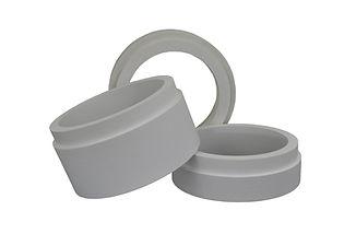 Custom Ceramic Vacuum Formed Insulation