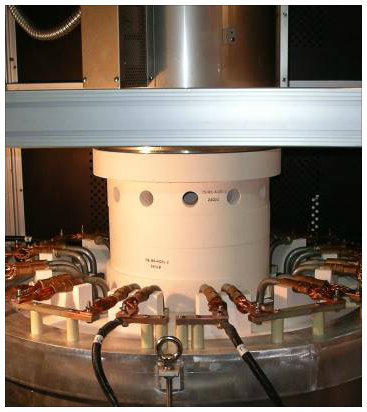 Custom Molybdenum Disilicide Heater