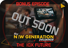 Episode6 - The 10X Future Out Soon link.