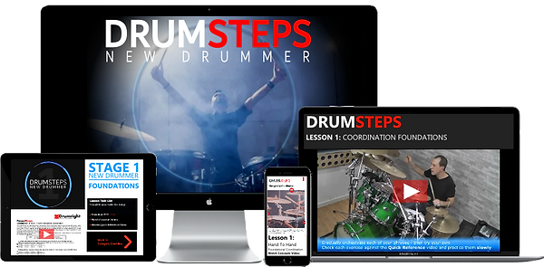 DrumSteps Academy MultiscreenV4.png