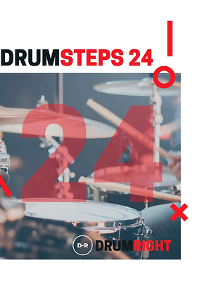 DrumSteps 24-Week Video Course