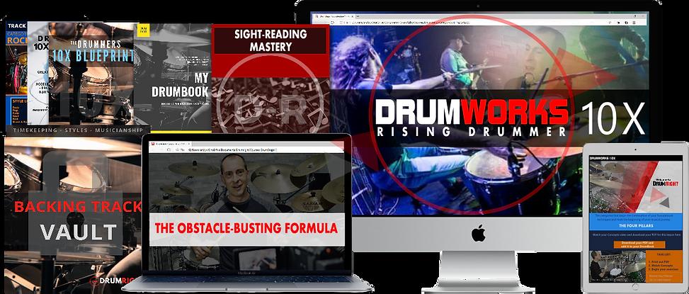 DrumWorks Recap Bonus Gift Set.png
