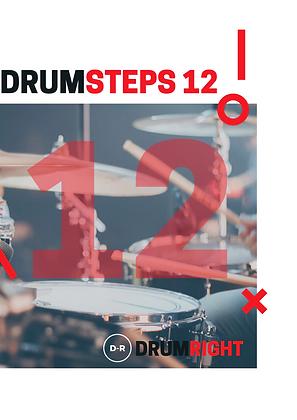 DrumSteps 12-Week Video Course