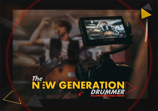 The New Generation Drummer Video CoverAr
