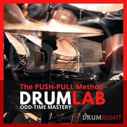 DrumLab - Odd-Time Mastery: The PUSH-PULL Method