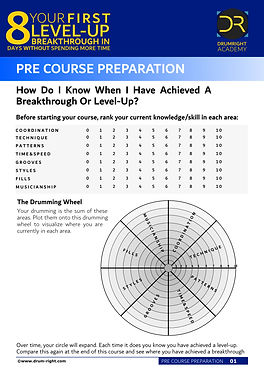 Your First Level-Up Breakthrough - COVER