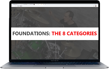 Drumright Foundation 8 Categories.png