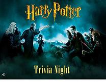 Harry Potter Trivia Night Poweropint sho