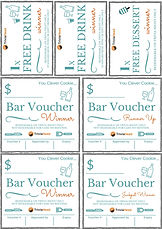 Trivia Bar Vouchers