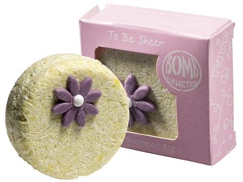 To Be Sheer Shampoo Bar 50gr