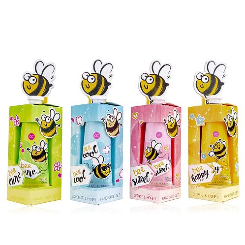 Handverzorgingsset BEE HAPPY